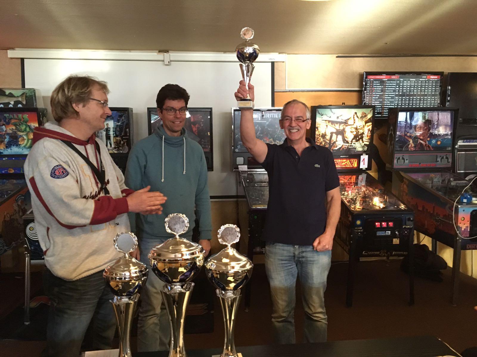 4 Platz: Jim Lindsay