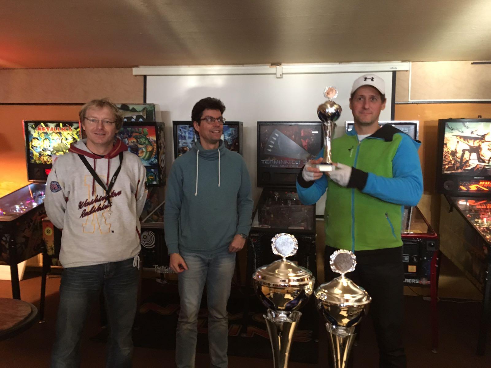 3. Platz: Roman Kunovic