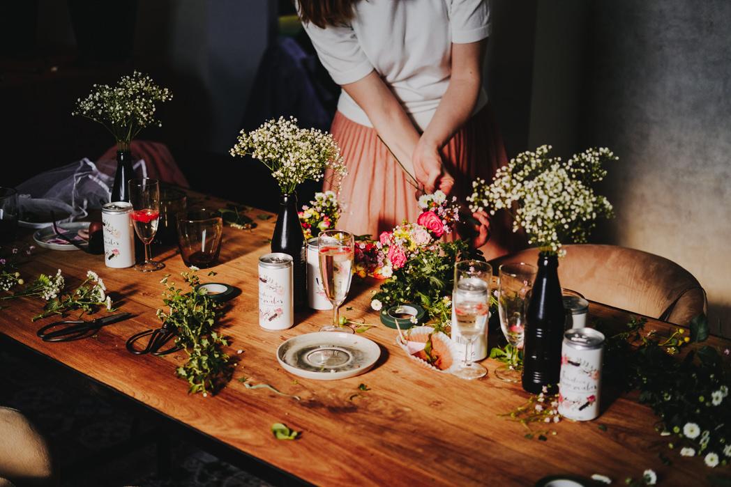 Junggesellinnen Abschied Workshop Hochzeit Magdeburg