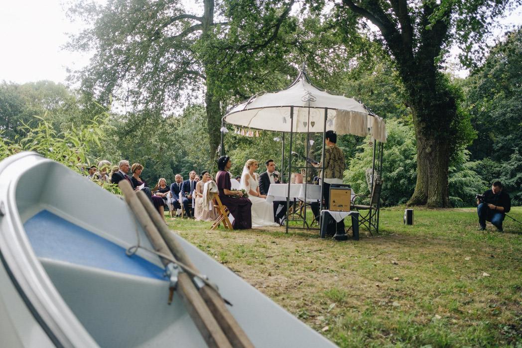 Hochzeitsfotograf Magdeburg - Hochzeit Schloss Schönfeld