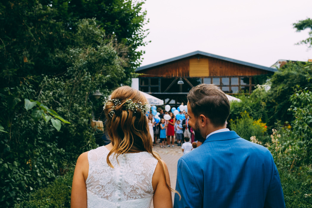 Hochzeit - Trauung - Hochzeitsfeier -  Hochzeitsfotograf Barby
