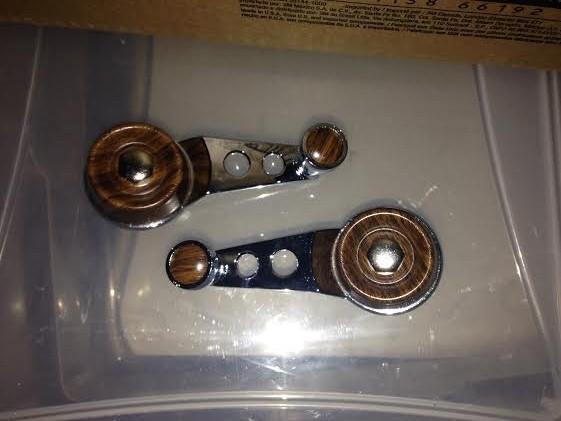 Cal Custom door handles