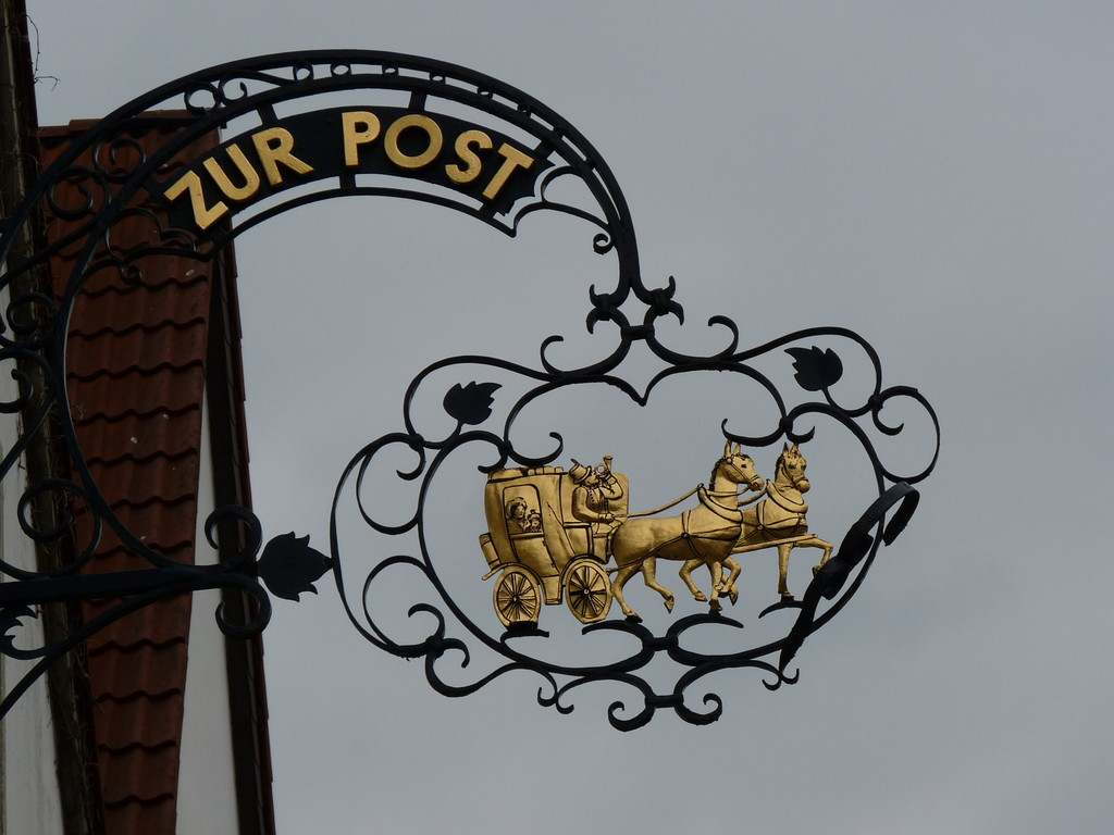 Restaurant zur Post in Horn