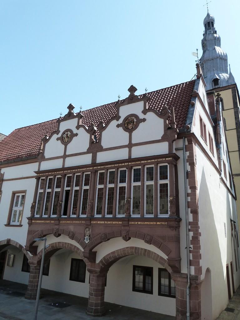 Rathaus Ratskammerbau