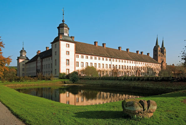 Schloss und Kloster Corvey
