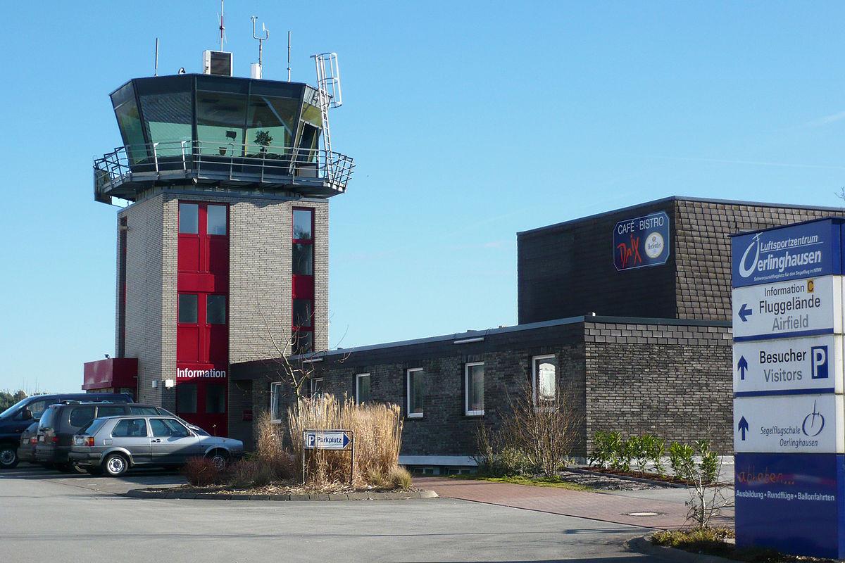Oerlinghausen verfügt über den größten Segelflugplatz Europas