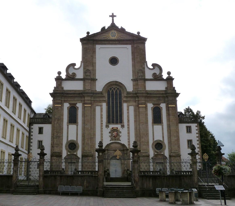 Jesuitenkirche St. Francis Xavier  (Marktkirche) Paderborn