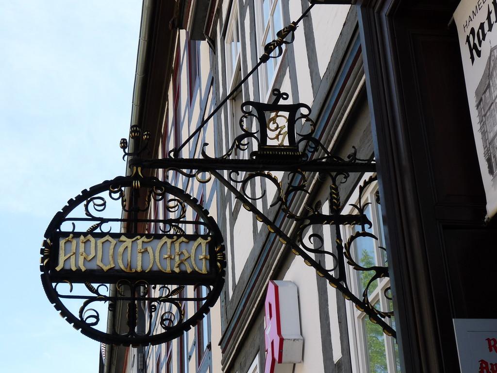 Apotheke in Detmold