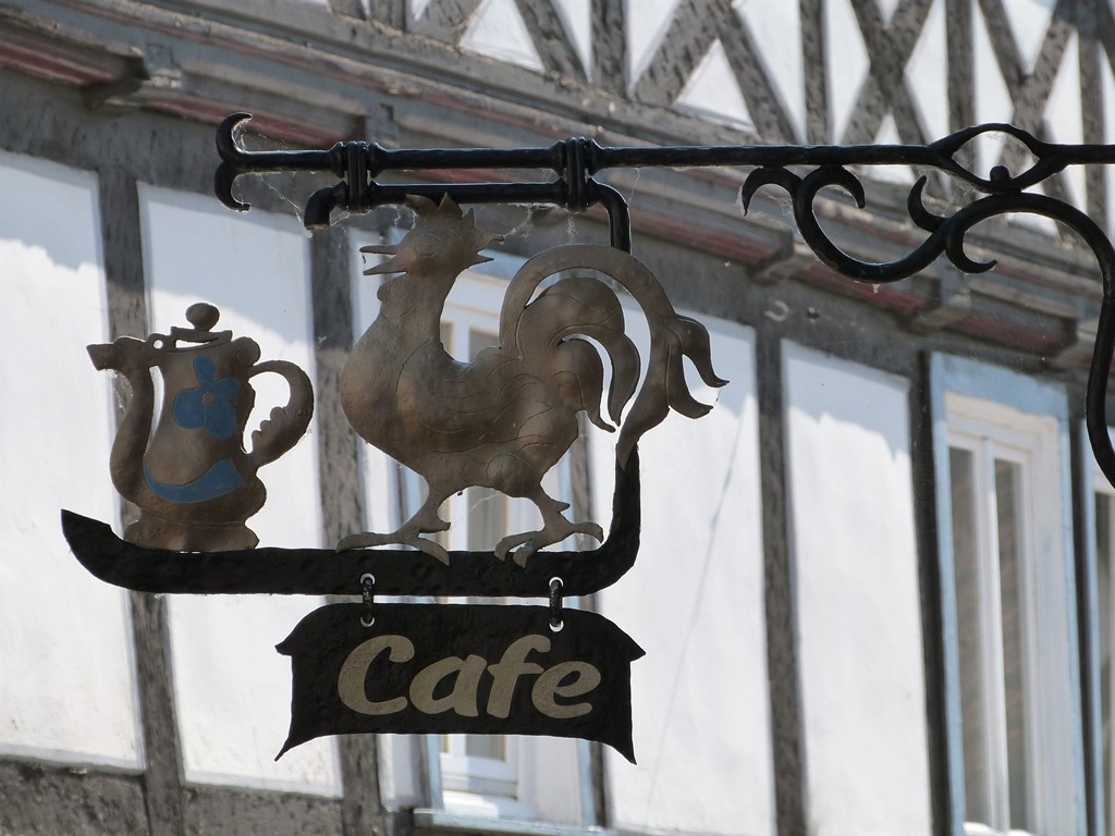Cafe Hahn in Fritzlar