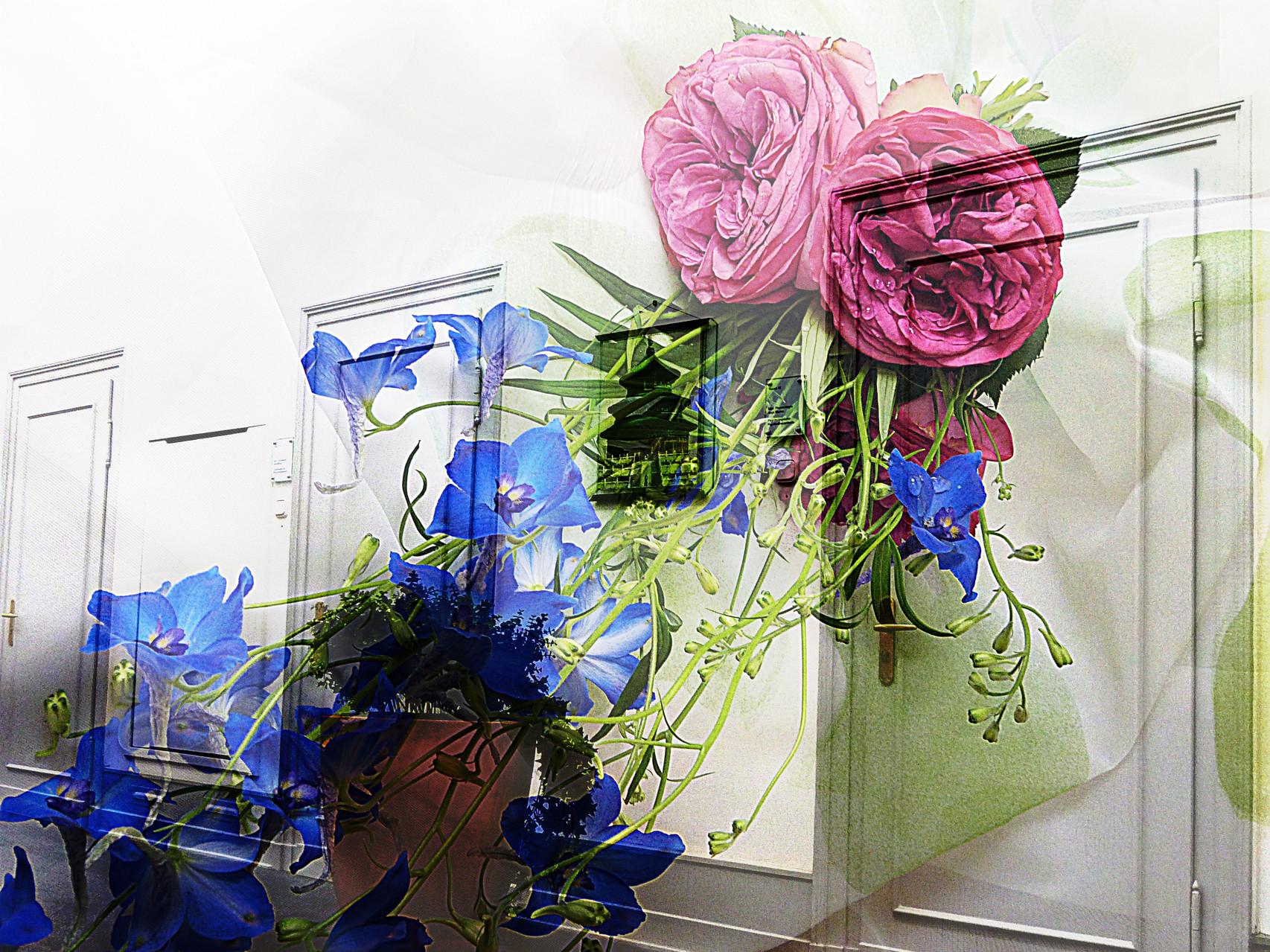 Ein Blumenstrauss kann Türen öffnen