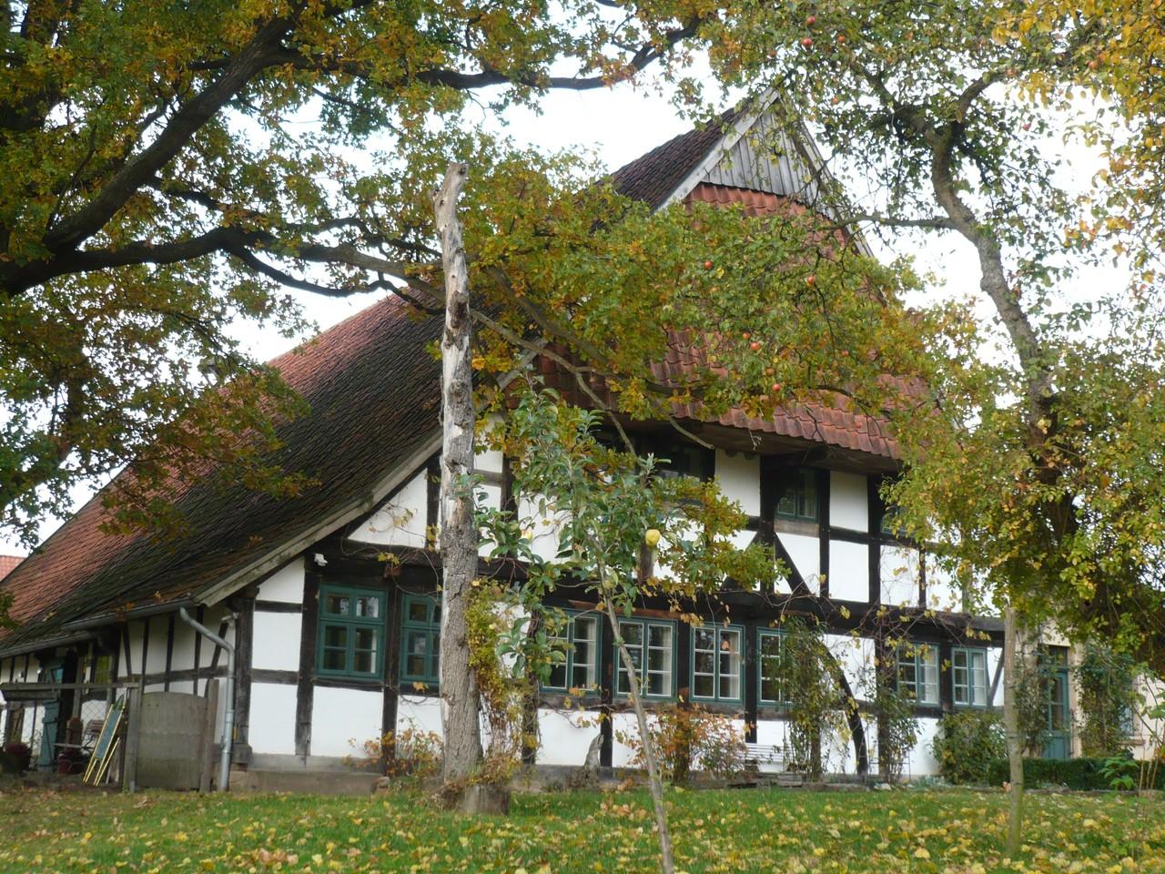 Haus Windheim No2 -Petershagen- Mittelweser