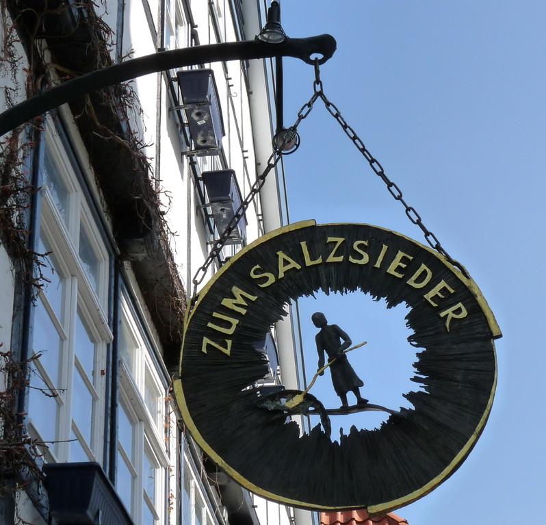 Restaurant Salzsieder in B.S.