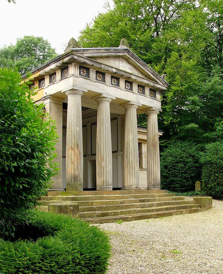 Mausoleum Tenge