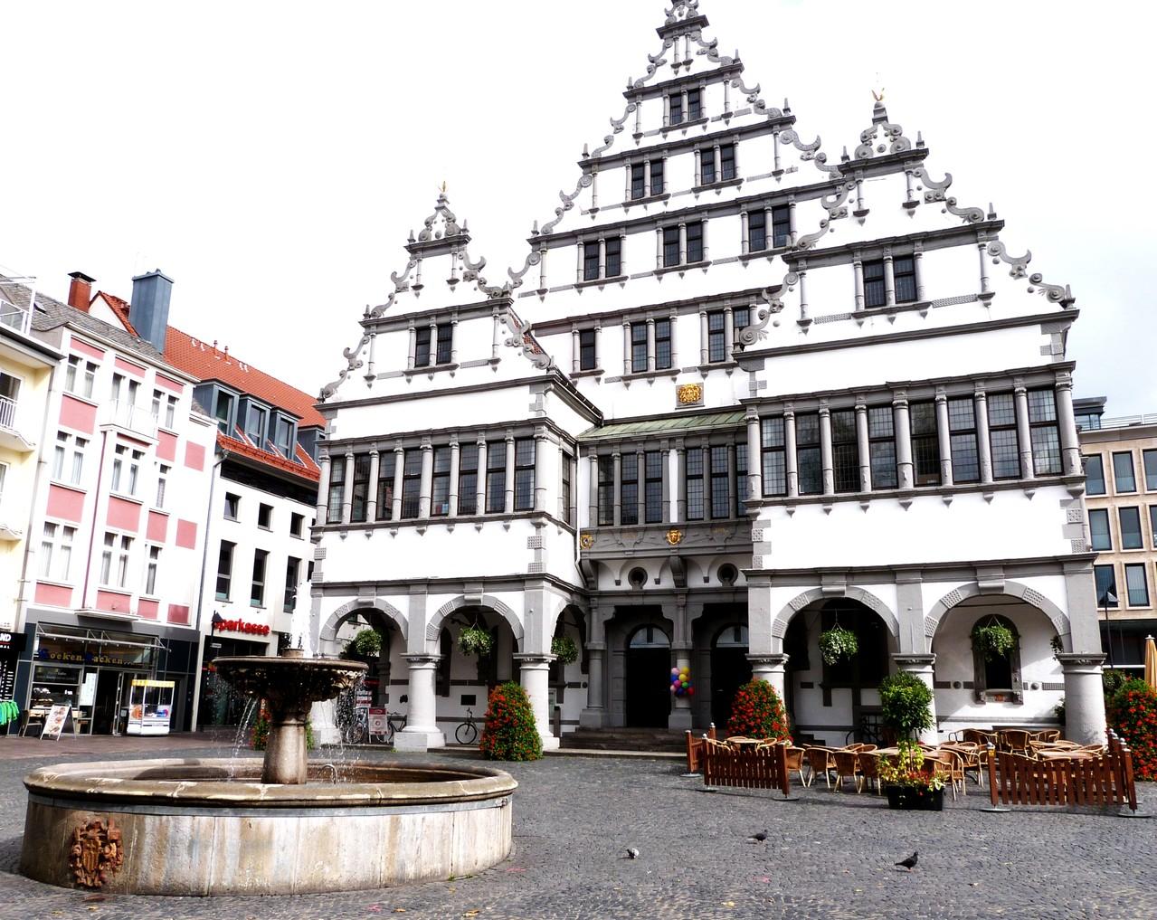 Rathaus in Paderborn