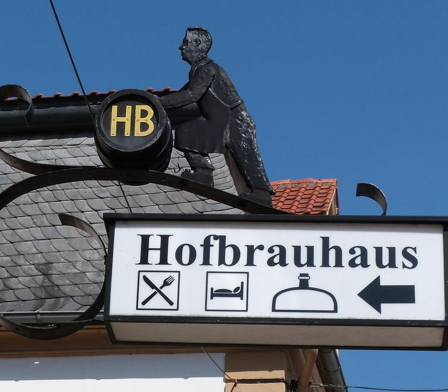 Brauhaus in Arolsen