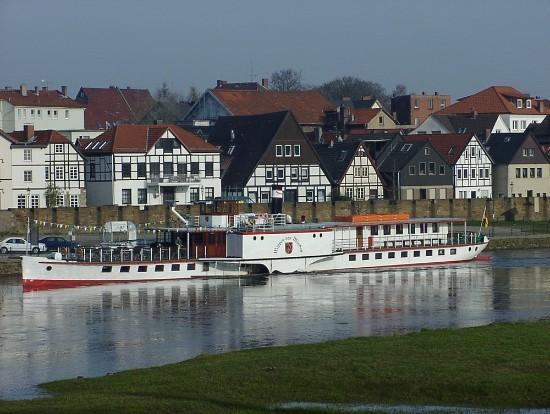 Fischerstadt in Minden