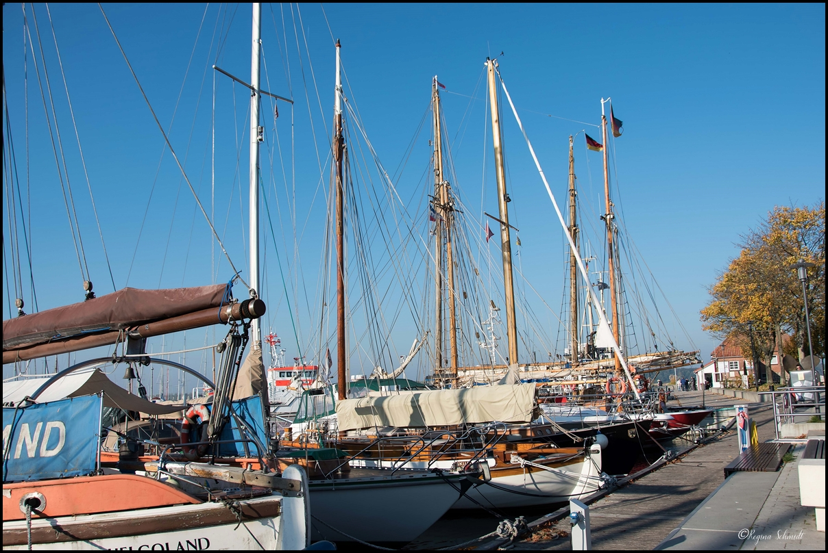 Hafen von Laboe