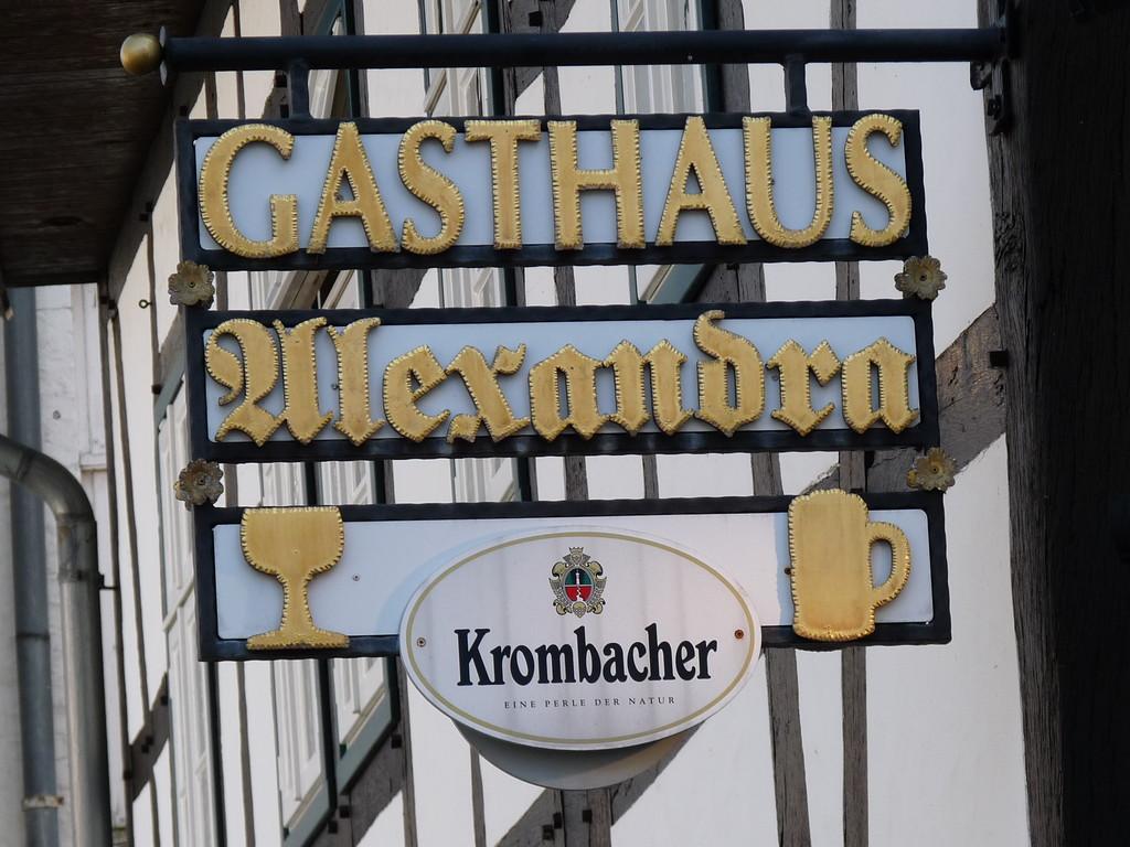 Gaststätte in Horn