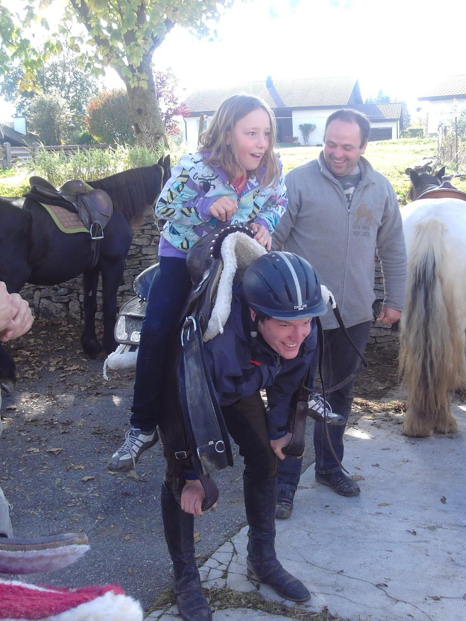 Raja auf Janosch ;) und Ivo