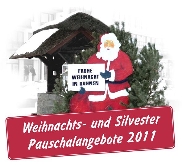 Weihnachten Urlaub in Cuxhaven - Cuxhaven Unterkunft Silvester