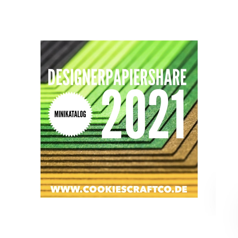 Papershare - Musterpaket aus Minikatalog 2021