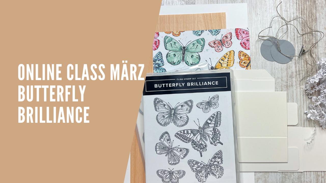 Online Class - Butterfly Brilliance