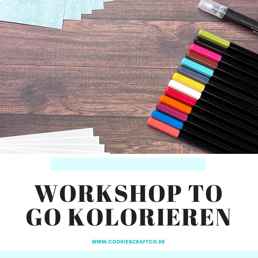 Kolorieren - Workshop To Go - AUSGEBUCHT