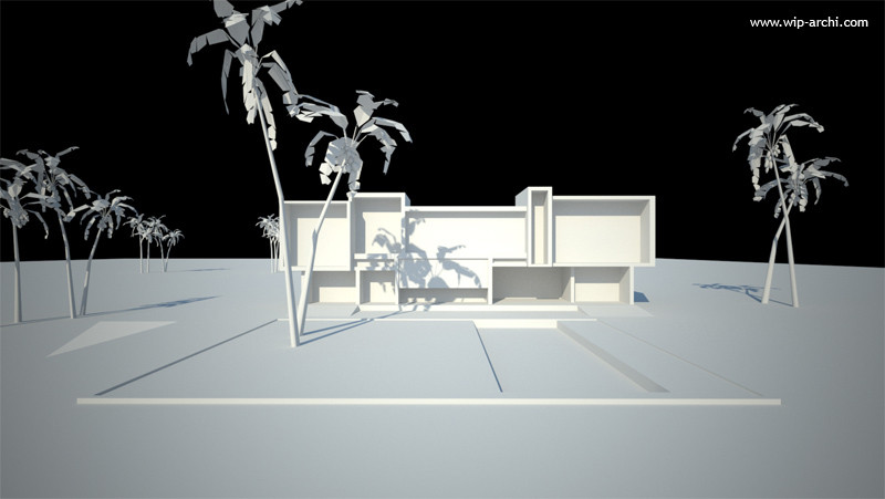 Paul Rudolph Architect ... + MrWip    /   2008