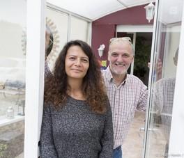 Angelique et Pierre, vos Hôtes