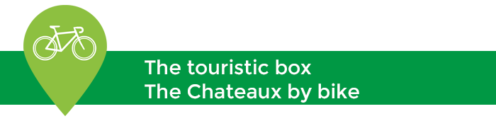 Campsite Les Saules in Cheverny - Loire Valley - Tourist box The Chateaux by Bike around Cheverny, Chambord, Blois, Chenonceau, Villandry