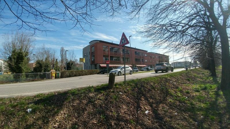Il residence dove è situato lo studio olistico a Rovigo