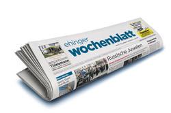Ehinger Wochenblatt