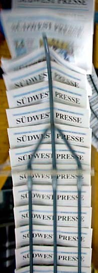 SPL Südwest Presse Logistik GmbH