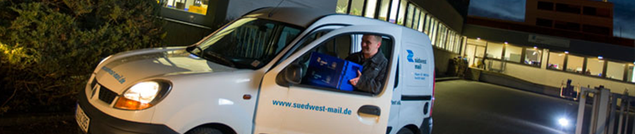 SPL Südwest Presse Logistik GmbH Über Uns