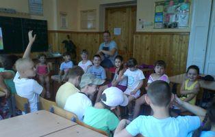 Schulprojekt im Sommer 2015