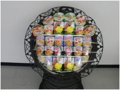 盛籠:缶詰 10,800円(税込)