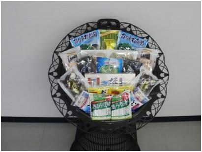 盛籠:乾物 10,800円(税込)