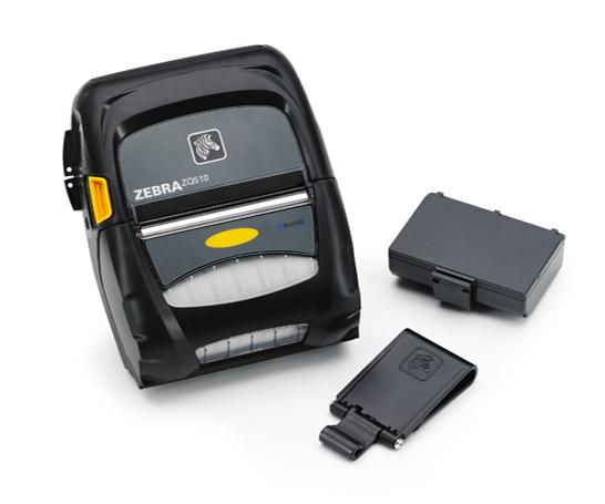 Zebra ZQ500 mobile Etikettendrucker