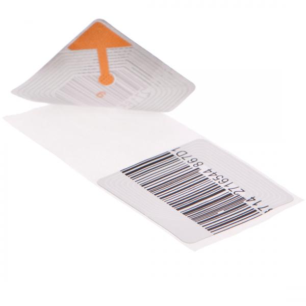 EAS-Etiketten mit Dummydruck