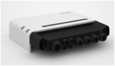 Feig ID ISC.LRU3500 mit IP64-Schutzkappe
