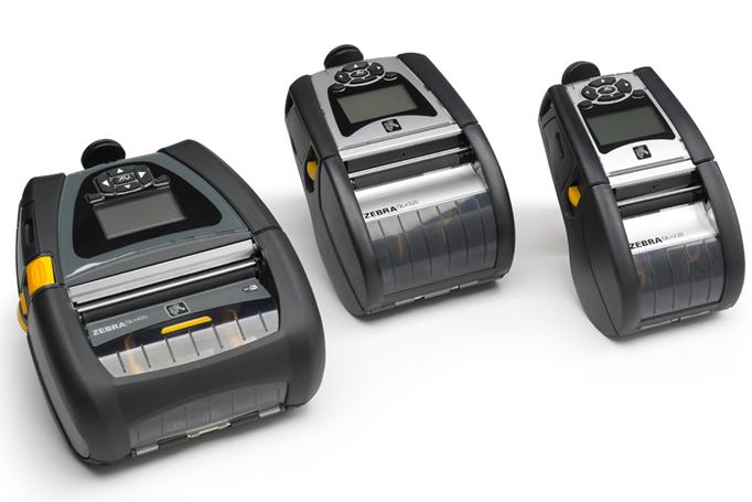 Zebra QLn420 mobiler Etikettendrucker