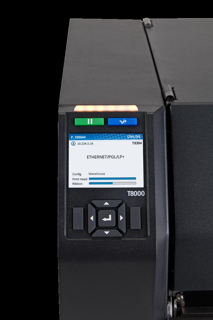 Printronix T8000 ODV-2D Etikettendrucker