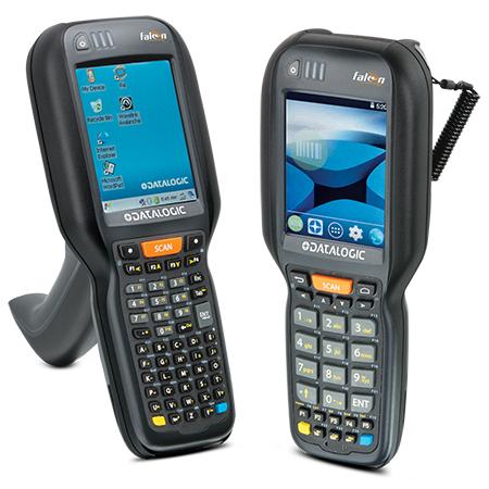 Datalogic Falcon X4 mit Android und WEC7