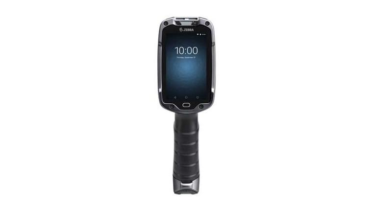 TC8300 mobiler Handscanner Front