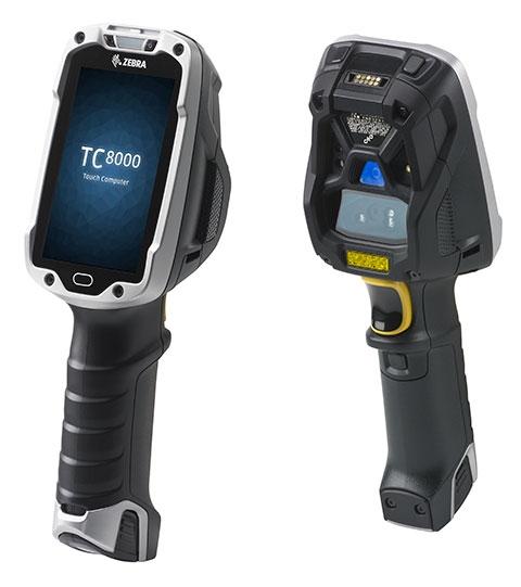 ZEBRA TC8000 - Mobiles Datenerfassungsgerät