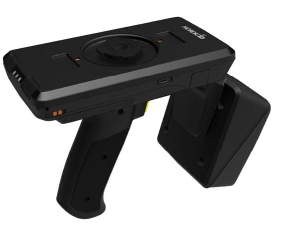Nordic ID EXA51e Bluetooth-Handheld Quad Lock