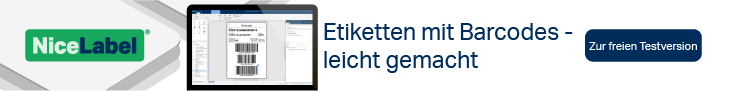 Nicelabel Etikettensoftware