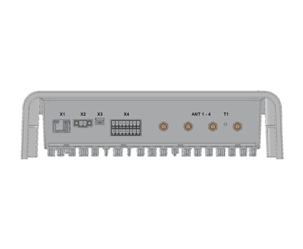 Feig ID ISC.LRU1002 Anschlusszeichnung