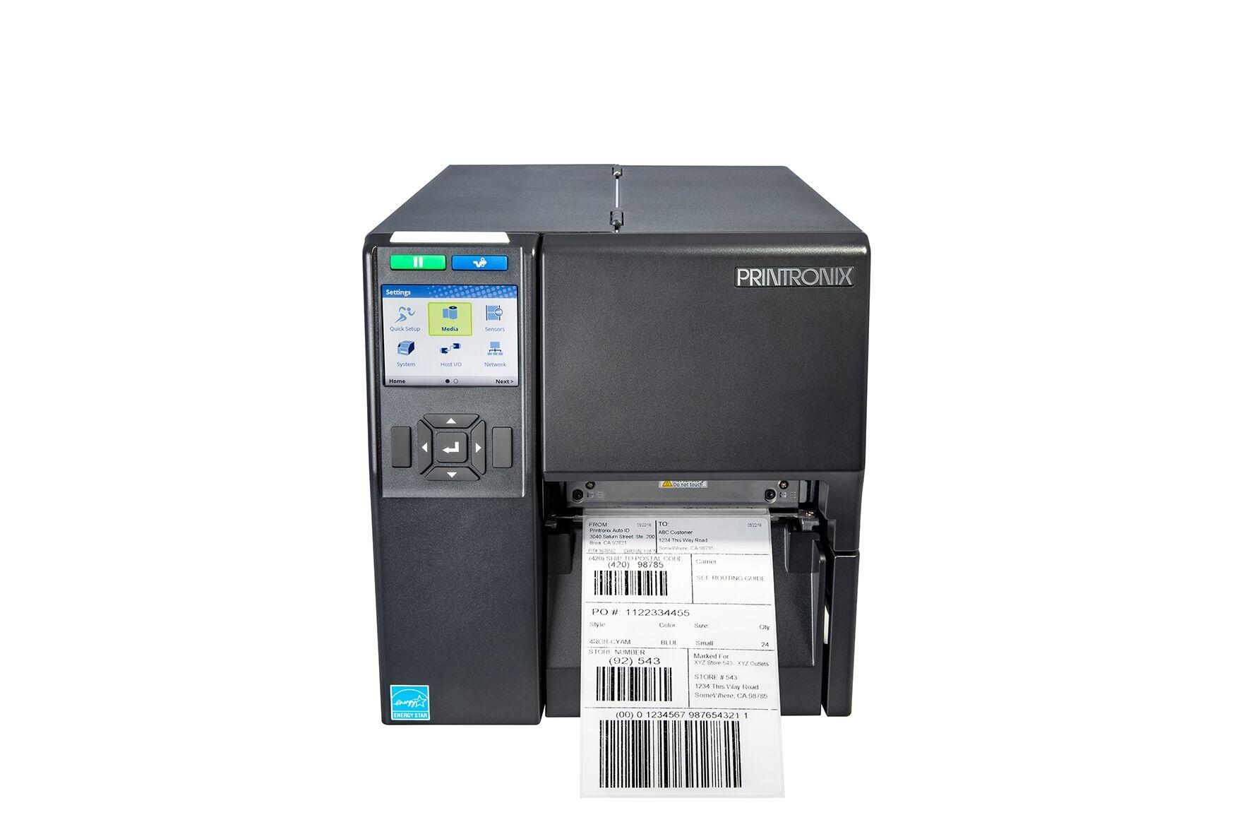 Printronix T4000
