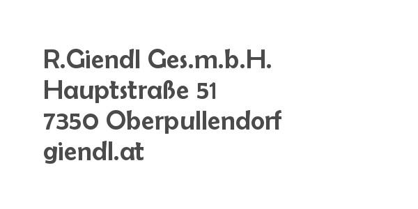 Balanox Partner Oberpullendorf: Robert Giendl GmbH | Daniela Mittermann